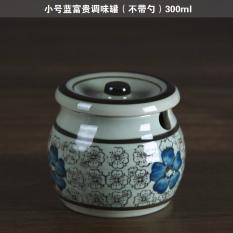 Hefengsiji Japanese-style seasoning hand-painted seasoning containers salt shaker