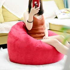 High Quality Lazy Sofa Chair 58cm 80cm Bean Bag Seats Living Room Removable Beanbag