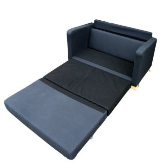 Ikea two seater solsta sofabed gray lazada ph for Sofa bed lazada