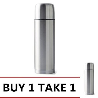 IKEA VOLYM Stainless steel Vacuum Flask Thermos Bottle BUY 1 TAKE 1