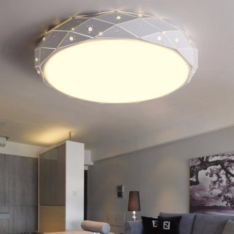 Art Modern LED Ceiling Light 36x2W Three Color Lights For Living Room Dining