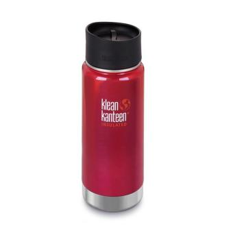 Klean Kanteen Wide Insulated Tumbler 16oz Cafe 2.0 (Roasted Pepper)