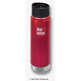 Klean Kanteen Wide Insulated Tumbler 20oz Cafe 2.0 (Roasted Pepper)