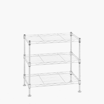 Living Master 3-tier Adjustable Tabletop Shelf