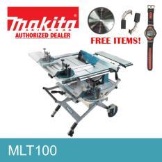 makita mlt100 table saw w stand