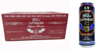oettinger super forte beer box of 24 cans 500ml lazada ph