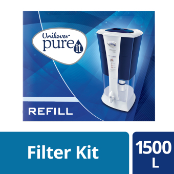 Pureit Excella Refill Filter Kit 1500L