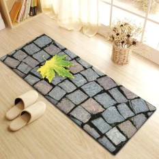 Rectangular Bedroom Living Room Non Slip Mat Carpet