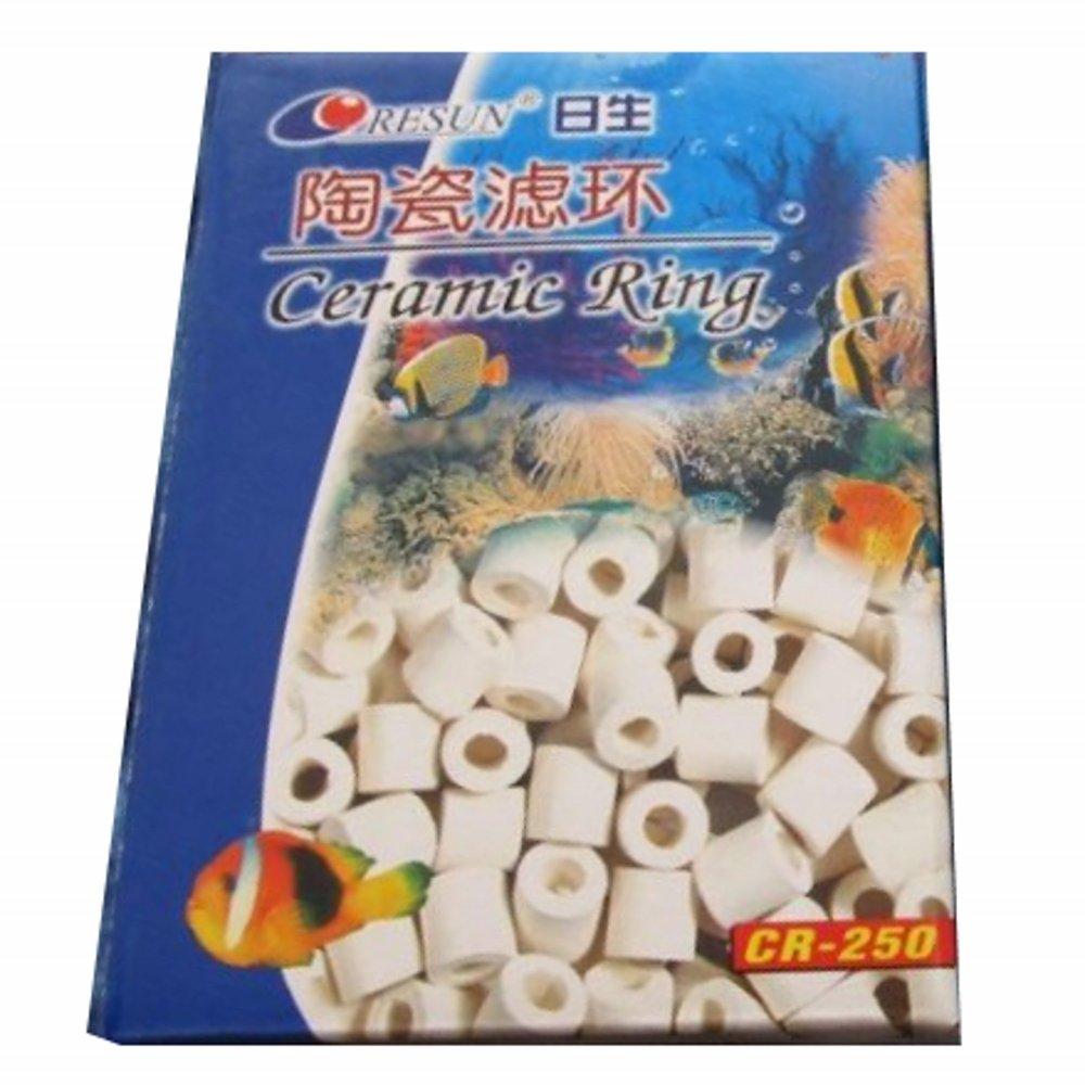 Freshwater aquarium fish for sale philippines - Resun Cr 250 Aquarium Fish Ceramic Ring Filter Media White