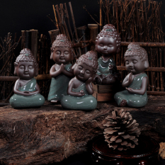 PHP 199. Sitting on a lotus small, if Clay tea petPHP199