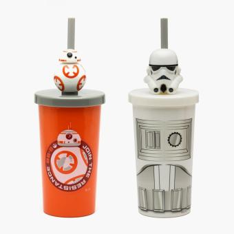 Star Wars Stormtrooper & BB-8 Tumbler (Set of 2)