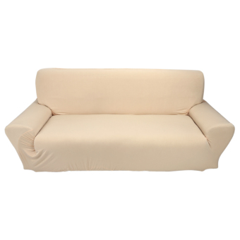 stretch sofa slipcover furniture protector beige intl
