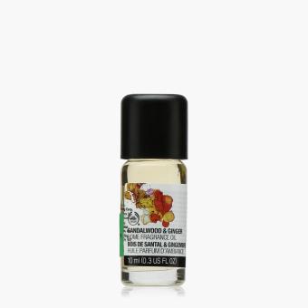 The Body Shop Sandalwood & Ginger Home Fragrance Oil 10 mL