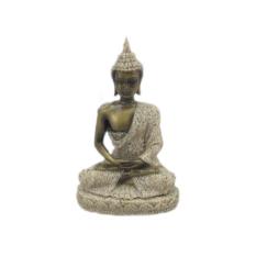 PHP 480. The Hue Sandstone Meditation Buddha Statue ...
