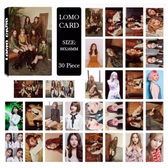 Album LOMO Cards New Fashion Self Made Paper Photo Card HD Photocard.