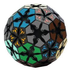 360DSC Newest Tops VeryPuzzle Lovebird Black Magic Cube Strange-shape Limited Edition Twisty Puzzle Cubes