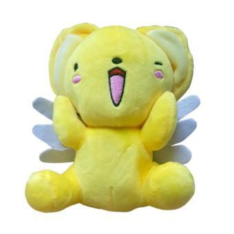 Anime - Cardcaptor Sakura - Keroberos Small Stuff Toy ( Yellow )