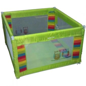 Baby 1st Square Foldable Playpen P-521D
