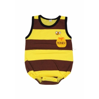 Baby Bodysuit Infant Newborn Sleeveless Cute Babysuit Jumpsuit BabyRomper Birthday Costume Girl Boy Bee  sc 1 th 225 & Best Price Baby Romper Halloween Costume Baby Bodysuit With Hat ...