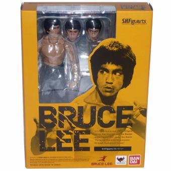 Bandai 4549660018490 S.H.Figuarts Bruce Lee Action Figure ORIGINAL*