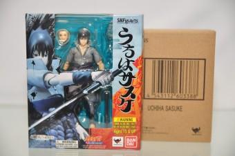 Bandai Figurine Naruto S.H.Figuarts Sasuke Uchiha