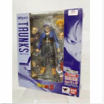 Bandai S.H.Figuarts Dragon Ball Z Trunks Premium Color ORIGINAL*