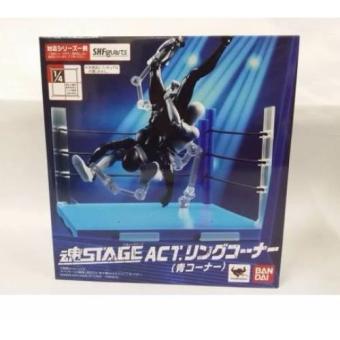 Bandai Tamashii Nations S.H.Figuarts Stage Act Ring Corner Blue ver. ORIGINAL*