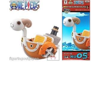 Banpresto 4983164492101 Mega Mini Merry Vol.5 World Collection figure ORIGINAL*