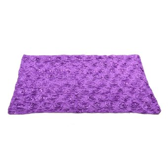 Buytra Baby Photography Props 3D Rose Flower Backdrop Purple product preview, discount at cheapest price