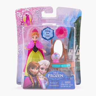 Disney Princess Frozen Magiclip Doll