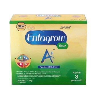 Enfagrow A+ Four 1.2kg Powdered Milk Drink