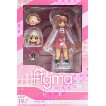 Figma 4545784062937 Figma 197 Hidamari Sketch X Hanikamu Hiro Figure Max Factory