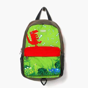 Hugger Let's Go Dinosaur Toddler Backpack