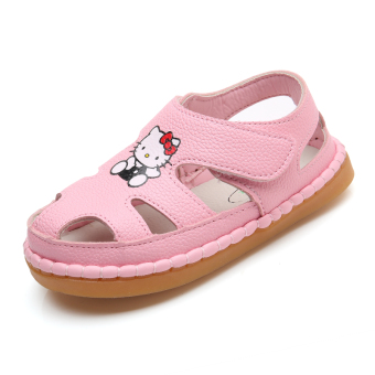 Korean-style baby girls shoes sandals