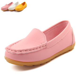 Korean-style girls young student's shoes children's shoes
