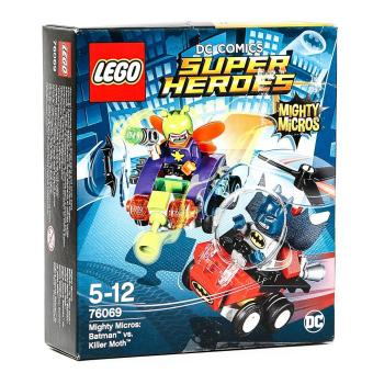 Lego Super Heroes Mighty Micros: Batman Vs.Killer Moth 76069