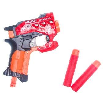 Nerf N Strike Mega Bigshock Gun Toy