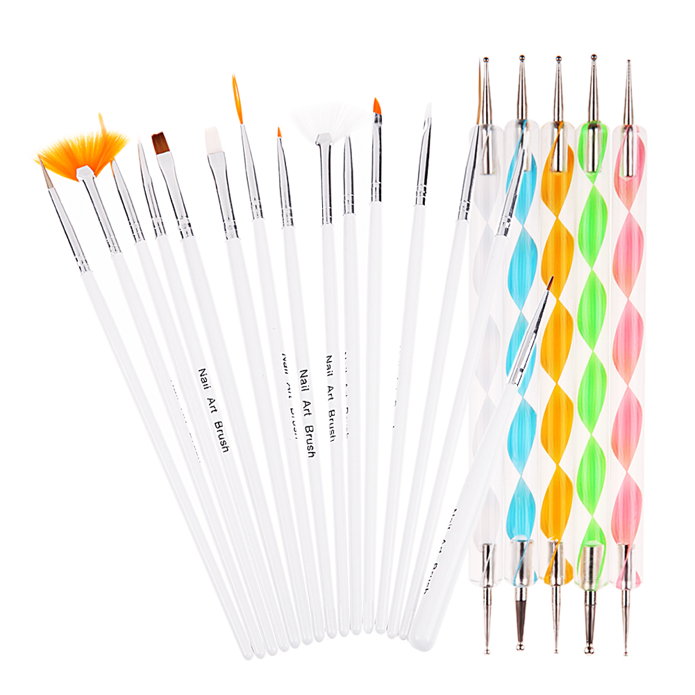 Nail art brushes walmart nail art ideas nail art dotting tool walmart nails gallery prinsesfo Gallery