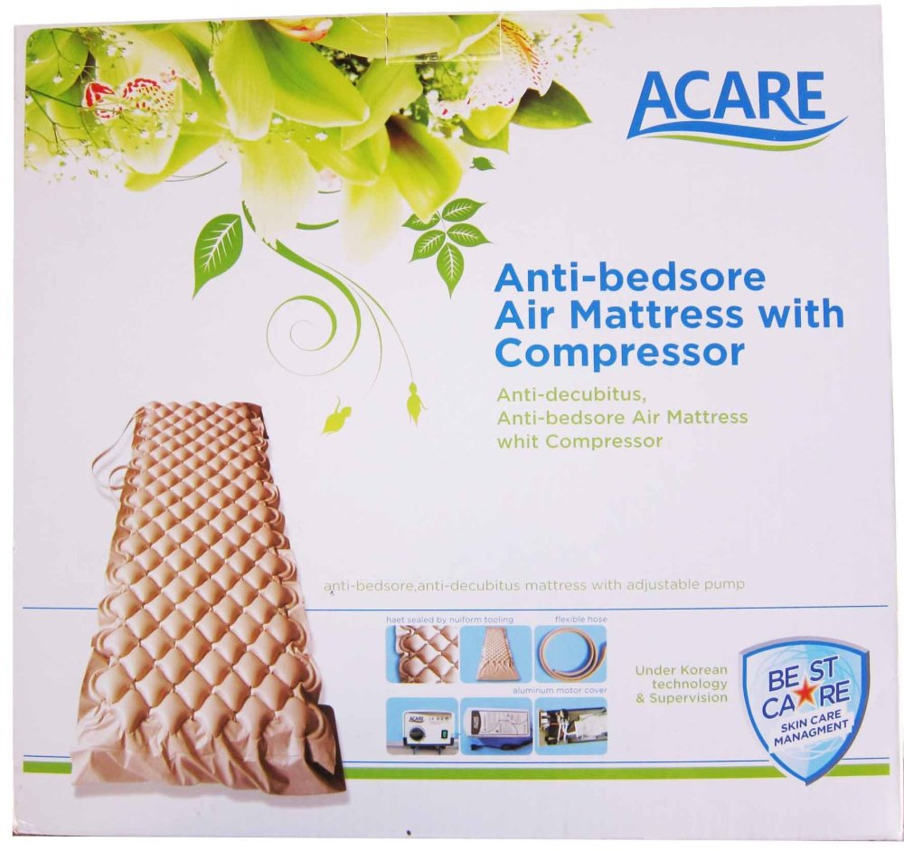 Crib for sale in olongapo - Acare Anti Bedsore Mattress With Compressor