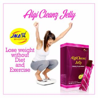AlgiCleanz Jelly - Lose Weight in 10 Days