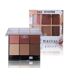 Beauty Ministar 6 Color Face Sculptor Philippines