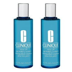 Clinique eye makeup remover review