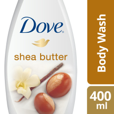 Review Dove Body Wash Shea Butter 400ml Magklik Dito