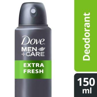 DOVE  MEN  DEODORANT  SPRAY  EXTRA  FRESH  150ML