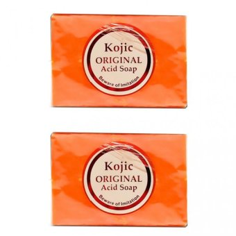 Kojic Original Acid Soap (Set of 2)