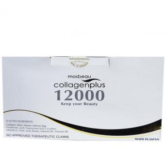 Mosbeau Collagen Plus 12000 15's