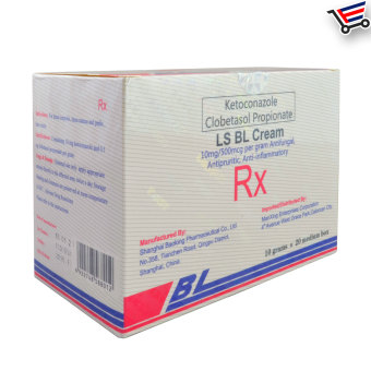 Orginal Ketoconazole Anti Allergies LS BL Cream 10g x 20 Medium Box