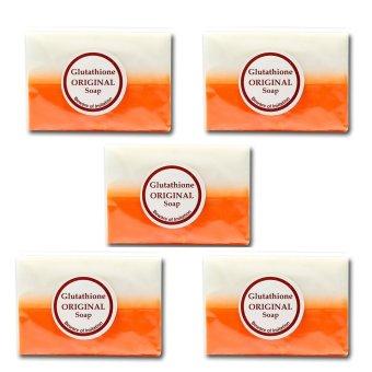 Glutathione Original Soap (Set of 5)