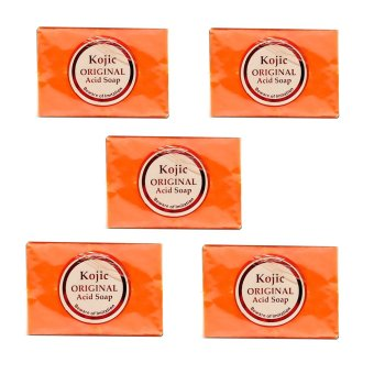 Kojic Original Acid Soap (Set of 5)