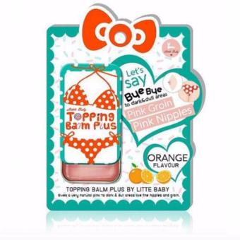 Little Baby Topping Balm Plus Nipple and Groin Whitening 30g